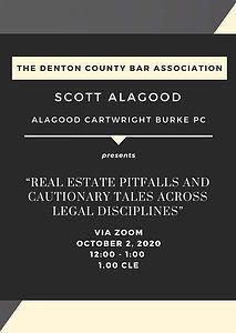 DCBA October Meeting